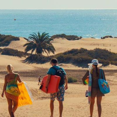 Be Mesmerized by Maspalomas, Gran Canaria (1)