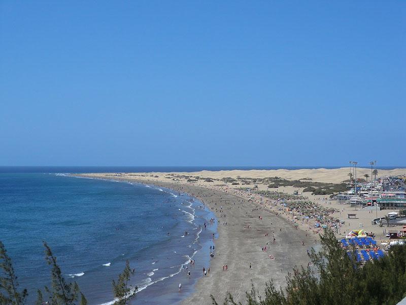 Be Mesmerized by Maspalomas, Gran Canaria (2)