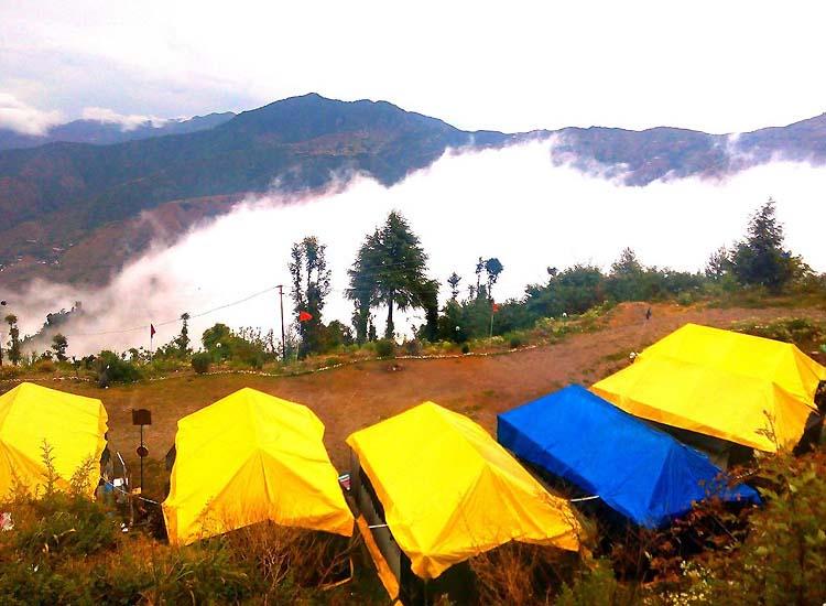 Dhanaulti,-Uttarakhand