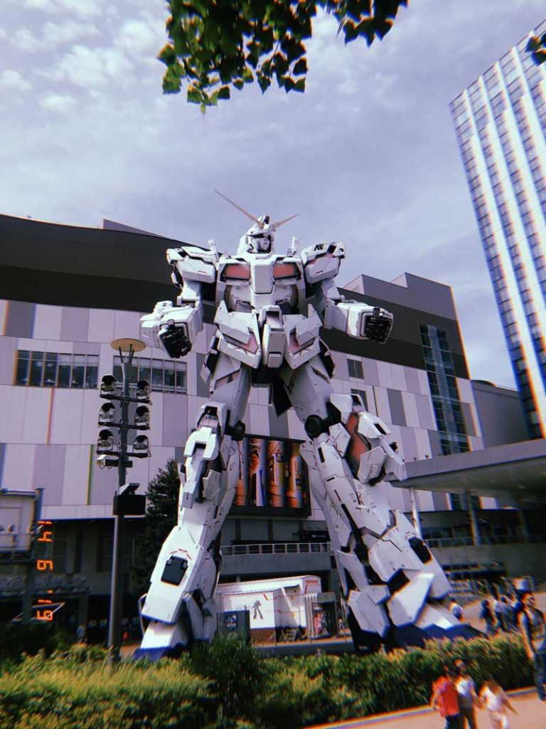 A Must Visit Place in Japan: Odaiba